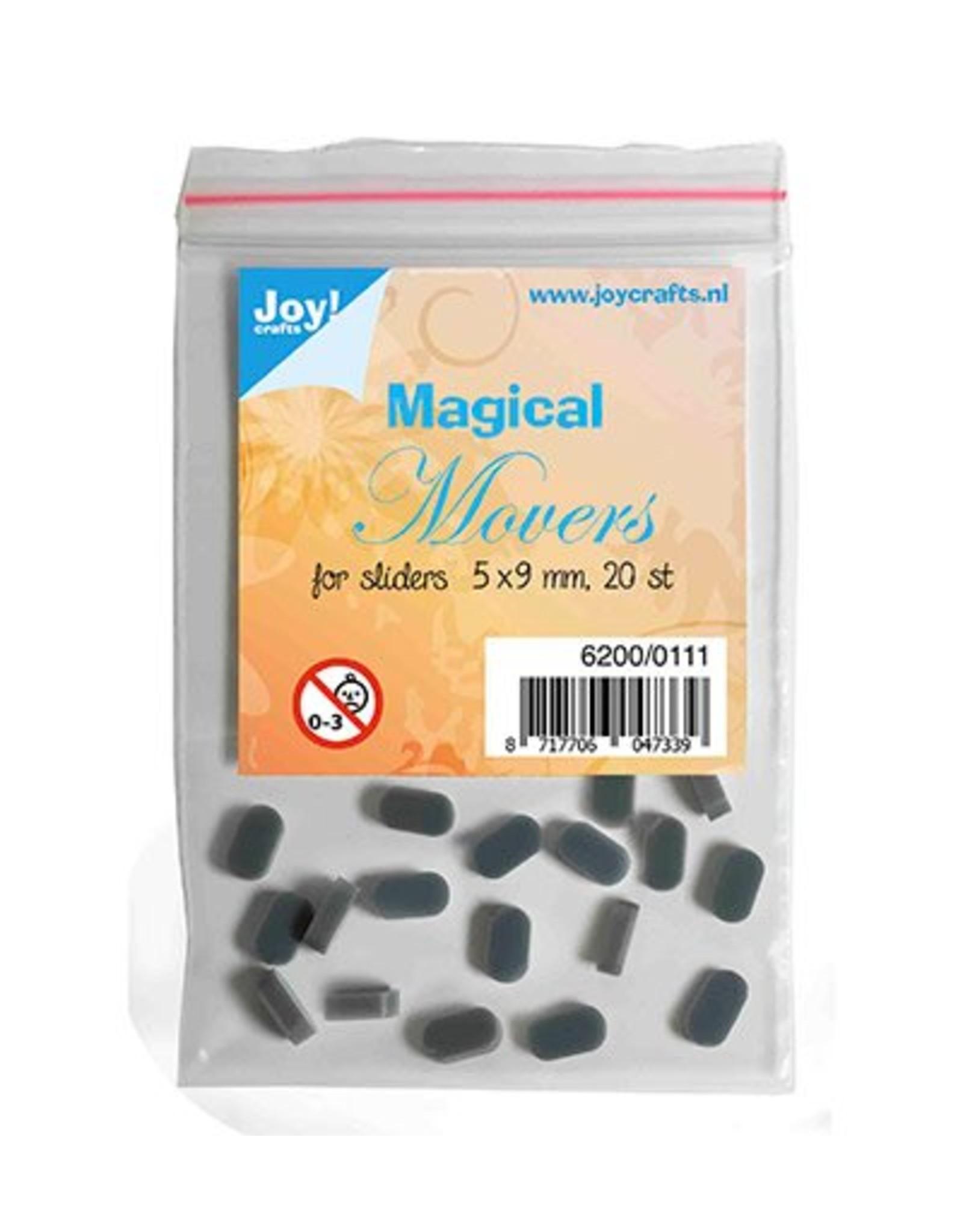 Joy Craft Magical Movers voor sliderstencils Ref.op verpakking6200/0111
