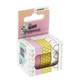 Studio Light Studio Light Washi Tape Create Happiness nr.02 WASHICR02