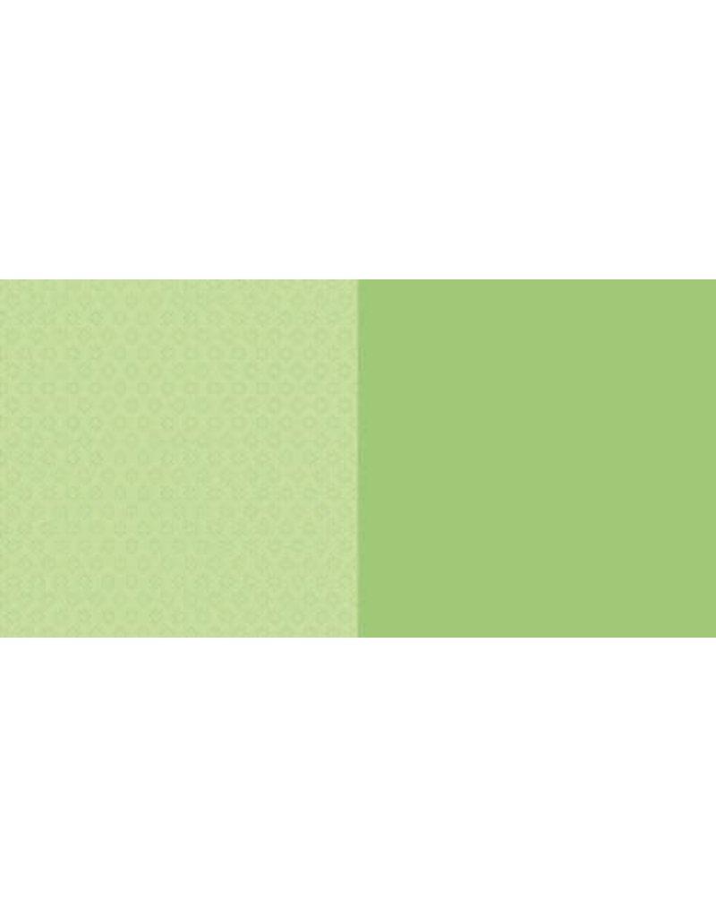 Dini Design Dini Design Scrappapier 10 vl Anker uni - Lime groen 30,5x30,5cm #3003