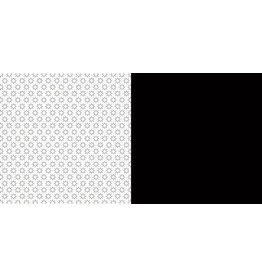 Dini Design Dini Design Scrappapier 10 vl Anker uni - Middernacht 30,5x30,5cm #3010