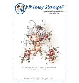 Whimsy Stamps Whimsy Stamps Sweetie Rubber Cling Stamp SZWS186