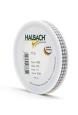 Halbach Halbach lint 1cm Grey geblokt