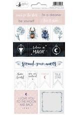 Piatek Piatek Sticker sheet New moon 02
