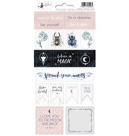 Piatek Piatek Sticker sheet New moon 02