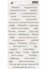 Piatek Piatek Sticker sheet Love in Bloom 01