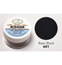 Elizabeth Craft Designs Elizabeth Craft Designs Basic Black - Silk Microfine Glitter 601