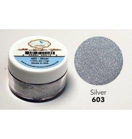 Elizabeth Craft Designs Elizabeth Craft Designs Silver - Silk Microfine Glitter 603