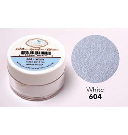 Elizabeth Craft Designs Elizabeth Craft Designs White - Silk Microfine Glitter 604