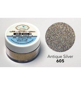 Elizabeth Craft Designs Elizabeth Craft Designs Antique Silver - Silk Microfine Glitter 605