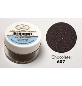 Elizabeth Craft Designs Elizabeth Craft Designs Chocolate - Silk Microfine Glitter 607