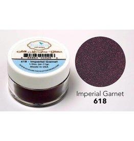 Elizabeth Craft Designs Elizabeth Craft Designs Imperial Garnet - Silk Microfine Glitter 618