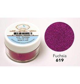 Elizabeth Craft Designs Elizabeth Craft Designs Fuchsia - Silk Microfine Glitter 619