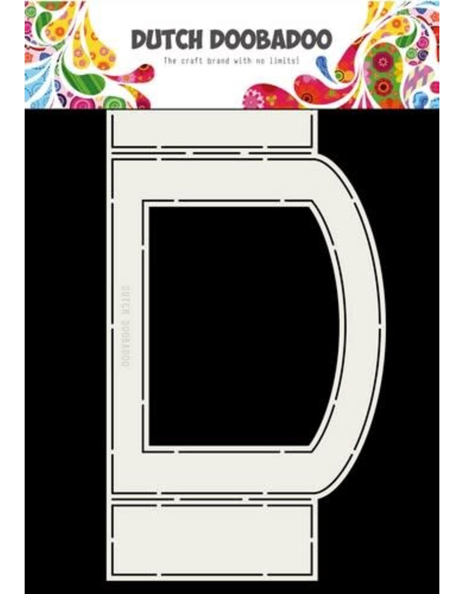 Dutch Doobadoo Dutch Doobadoo Fold Card art ovaal A4 470.713.704