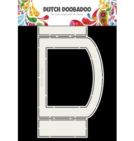 Dutch Doobadoo Dutch Doobadoo Fold Card art ovaal A4 470.713.704