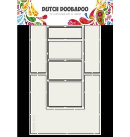 Dutch Doobadoo Dutch Doobadoo Fold Card art dubbelzijdig A4 470.713.706