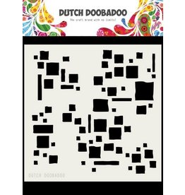 Dutch Doobadoo Dutch Doobadoo Dutch Mask Art 15x15cm vierkanten 470.715.615