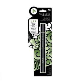 spectrum noir Spectrum Noir TriBlend Marker – Dull Green Blend