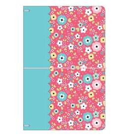 Doodlebug Doodlebug Poppy Dot Daily Doodles Travel Planner - Unit of 1