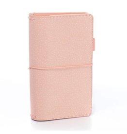 Carpe Diem Carpe Diem Blush Speckle Traveler's Notebook