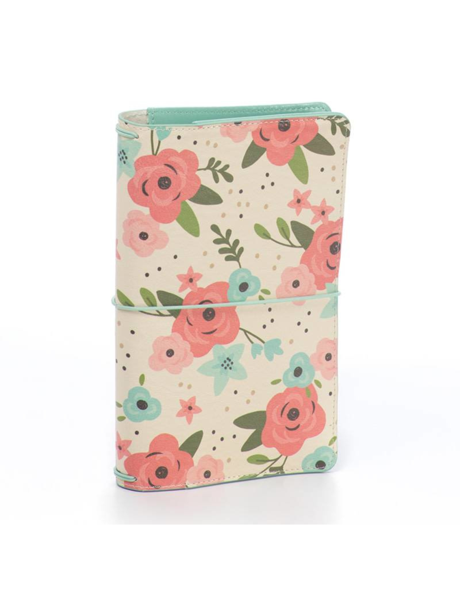 Carpe Diem Carpe Diem Cream Blossom Traveler's Notebook