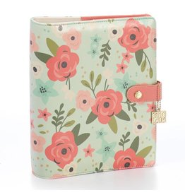 Carpe Diem Carpe Diem Mint Blossom A5 Planner Cover