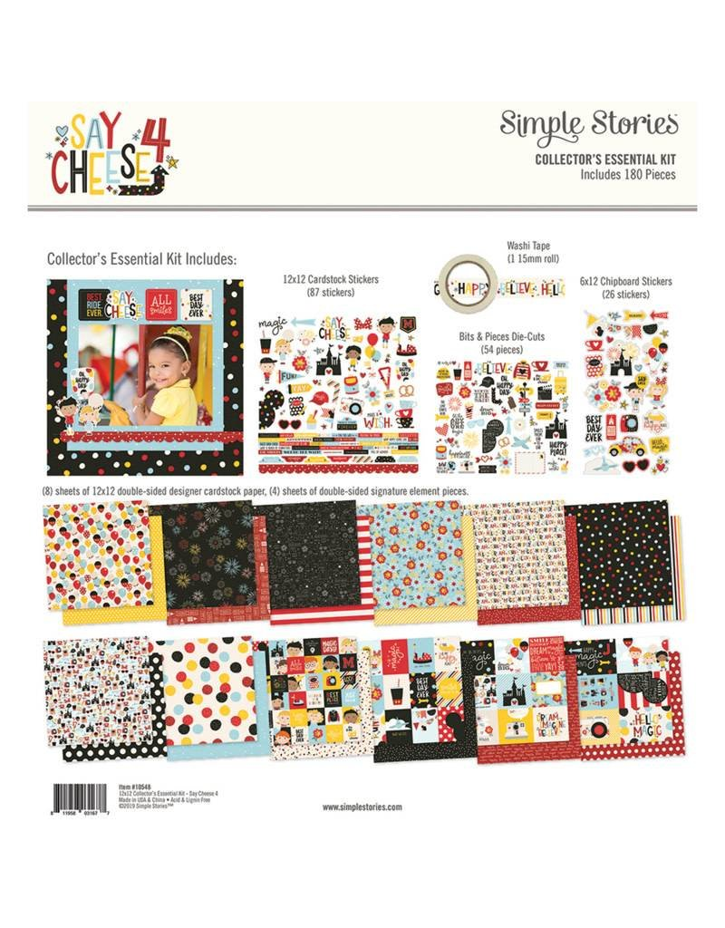 Simple Stories Simple Stories Say Cheese 4 Collectors Essentials Kit
