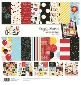 Simple Stories Simple Stories Say Cheese 4 Collection Kit