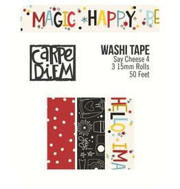 Simple Stories Simple Stories Say Cheese 4 Washi Tape