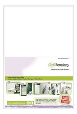Craft Emotions CraftEmotions EasyConnect (dubbelzijdig klevend) Craft sheets A5 - 10 sheets