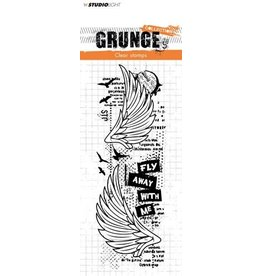 Studio Light Studio Light Clearstempel Grunge Collection 2.0 nr.364 STAMPSL364 148x52mm