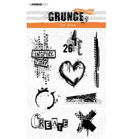 Studio Light Studio Light Clearstempel Grunge Collection 2.0 nr.363 STAMPSL363 210x148mm