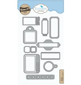 Elizabeth Craft Designs Elizabeth Craft Designs Planner Labels 1658