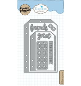 Elizabeth Craft Designs Elizabeth Craft Designs Planner Essentials - 7 1651