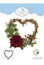Elizabeth Craft Designs Elizabeth  Craft Designs Garden Notes - Heart Grapevine Wreath 1648