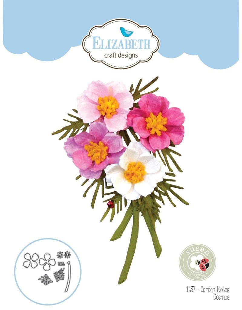 Elizabeth Craft Designs Elizabeth Craft Designs Garden Notes - Cosmos 1637