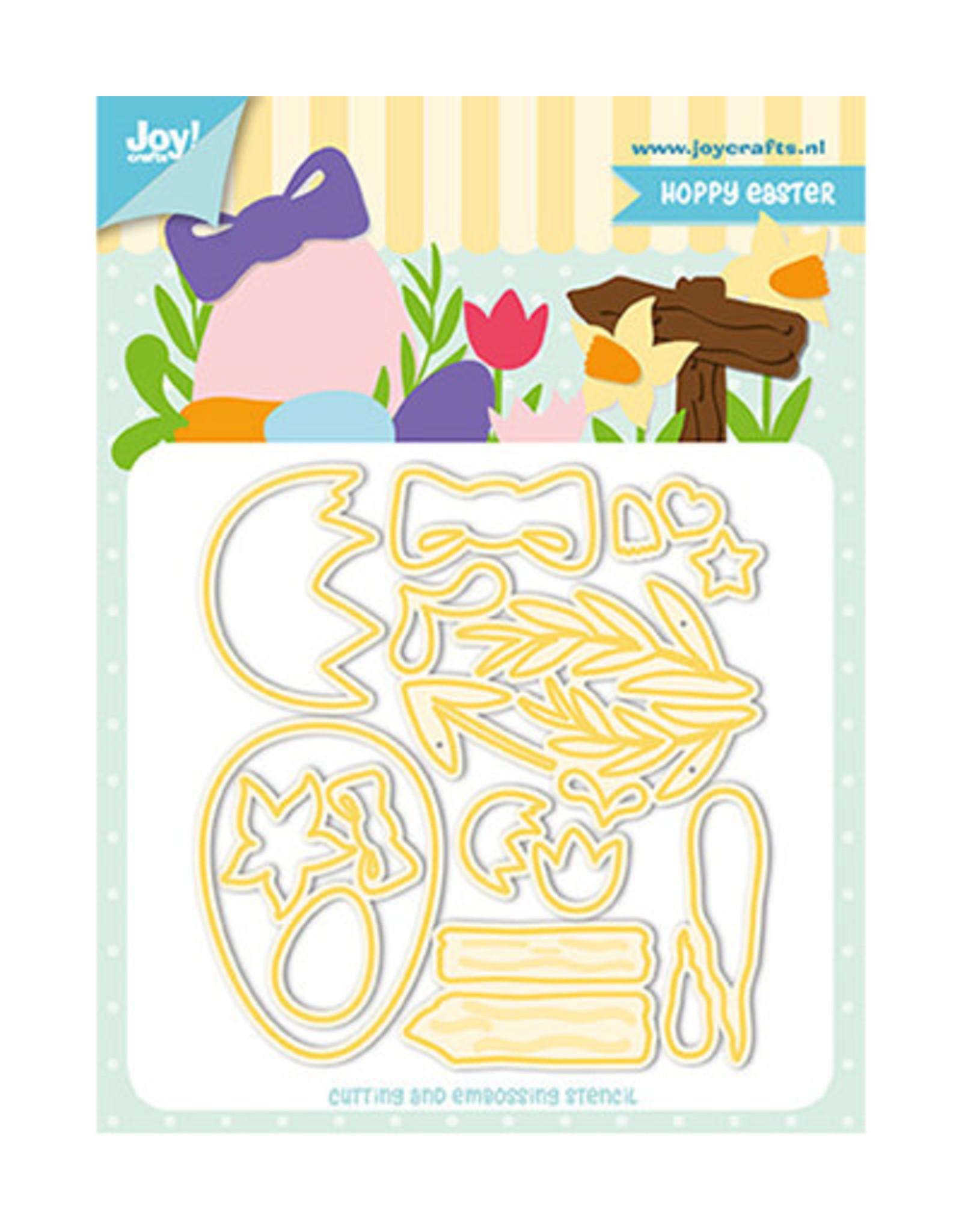 Joy Craft Joy Crafts Pasen Jocelijne - Hoppy Easter 6002/1272