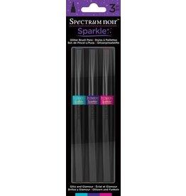 spectrum noir Spectrum Noir Sparkle (3pk) - Glitz and Glamour