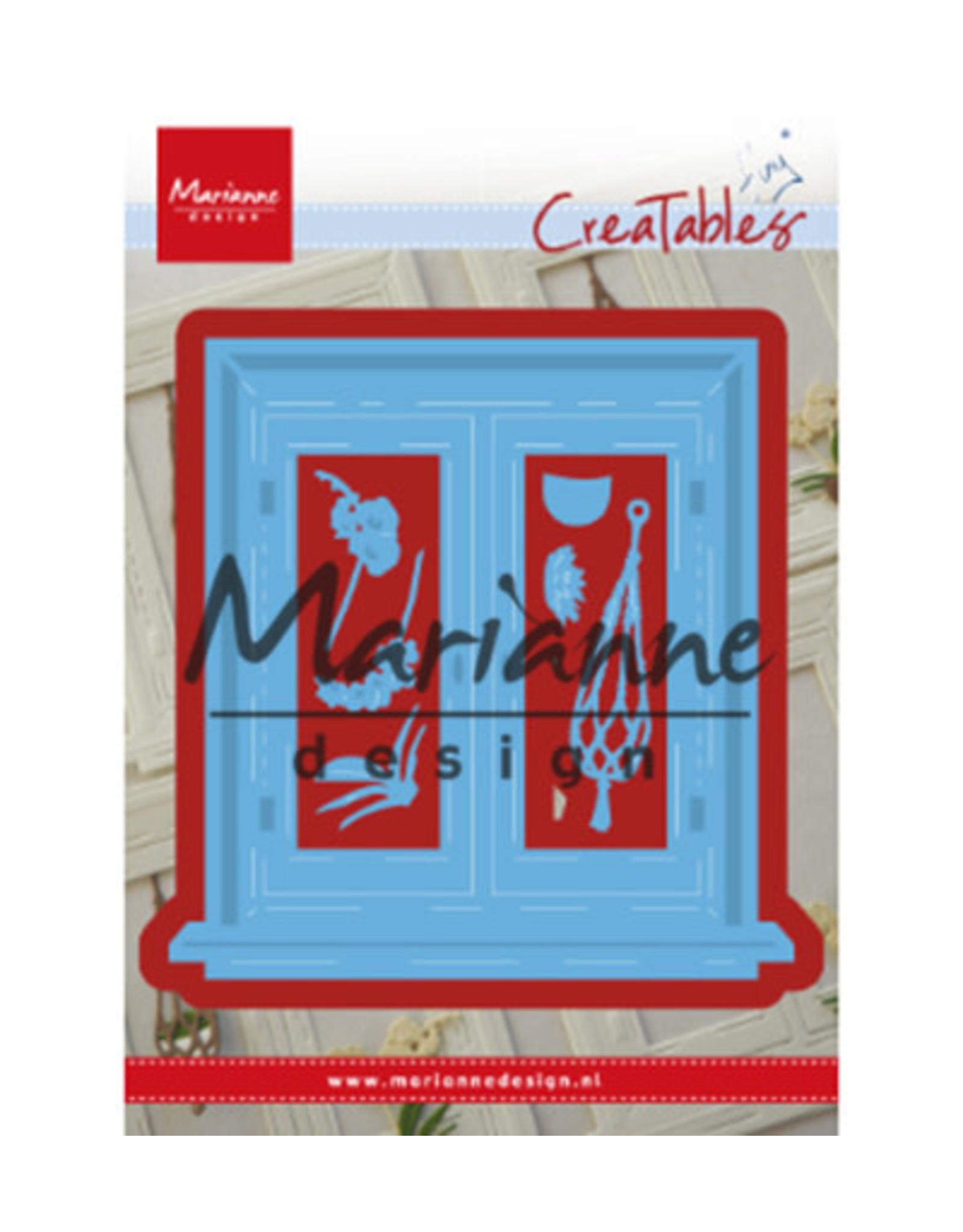 Marianne Design Marianne D Creatable Tiny`s raam LR0583 96,6x99mm