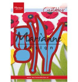 Marianne Design Marianne D Creatable Build-a-Tulip LR0586 130x50.5mm