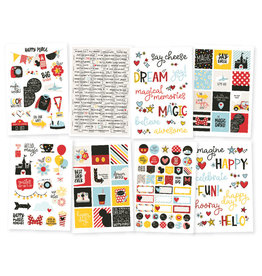 Simple Stories Simple Stories Say Cheese 4 4x6 Stickers