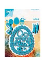 Joy Craft Joy Crafts Noor - Happy Easter 6002/1278