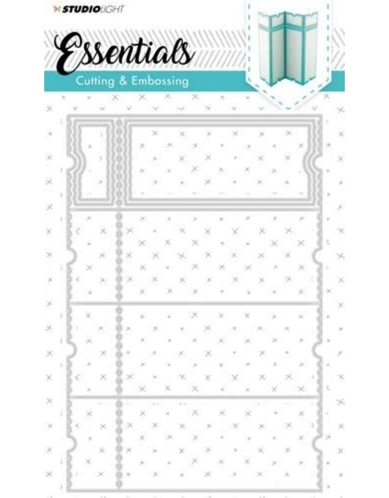 Studio Light Studio Light Embossing Die Cut Stencil Essentials nr.169 STENCILSL169