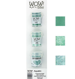Wow WoW! Trio's sets  Aquatini WOWKT017