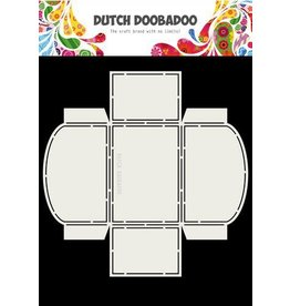 Dutch Doobadoo Dutch Doobadoo Dutch Box Art Cookies - koekjes tray A4 470.713.054