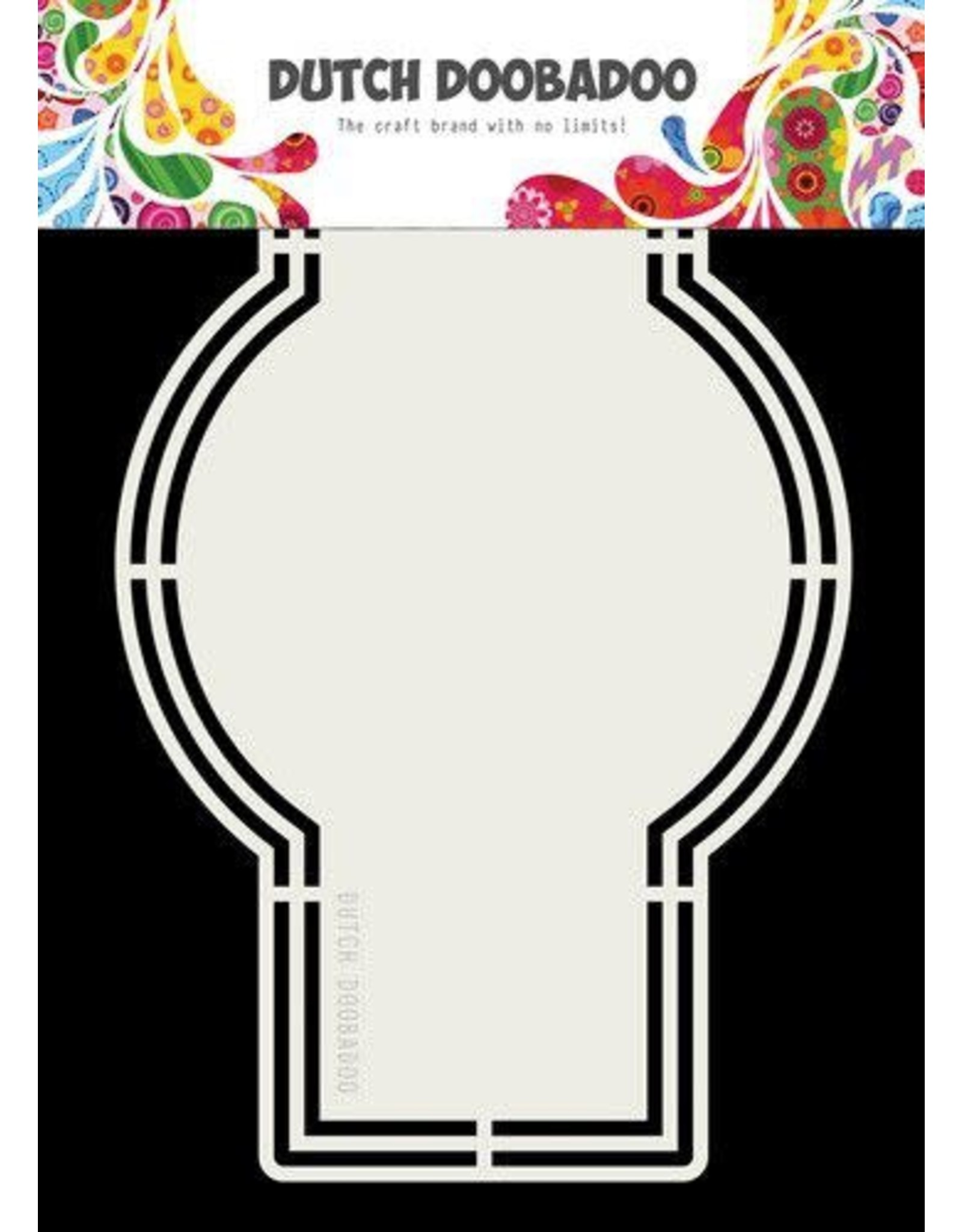 Dutch Doobadoo Dutch Doobadoo Dutch Shape Art Label A5 470.713.175
