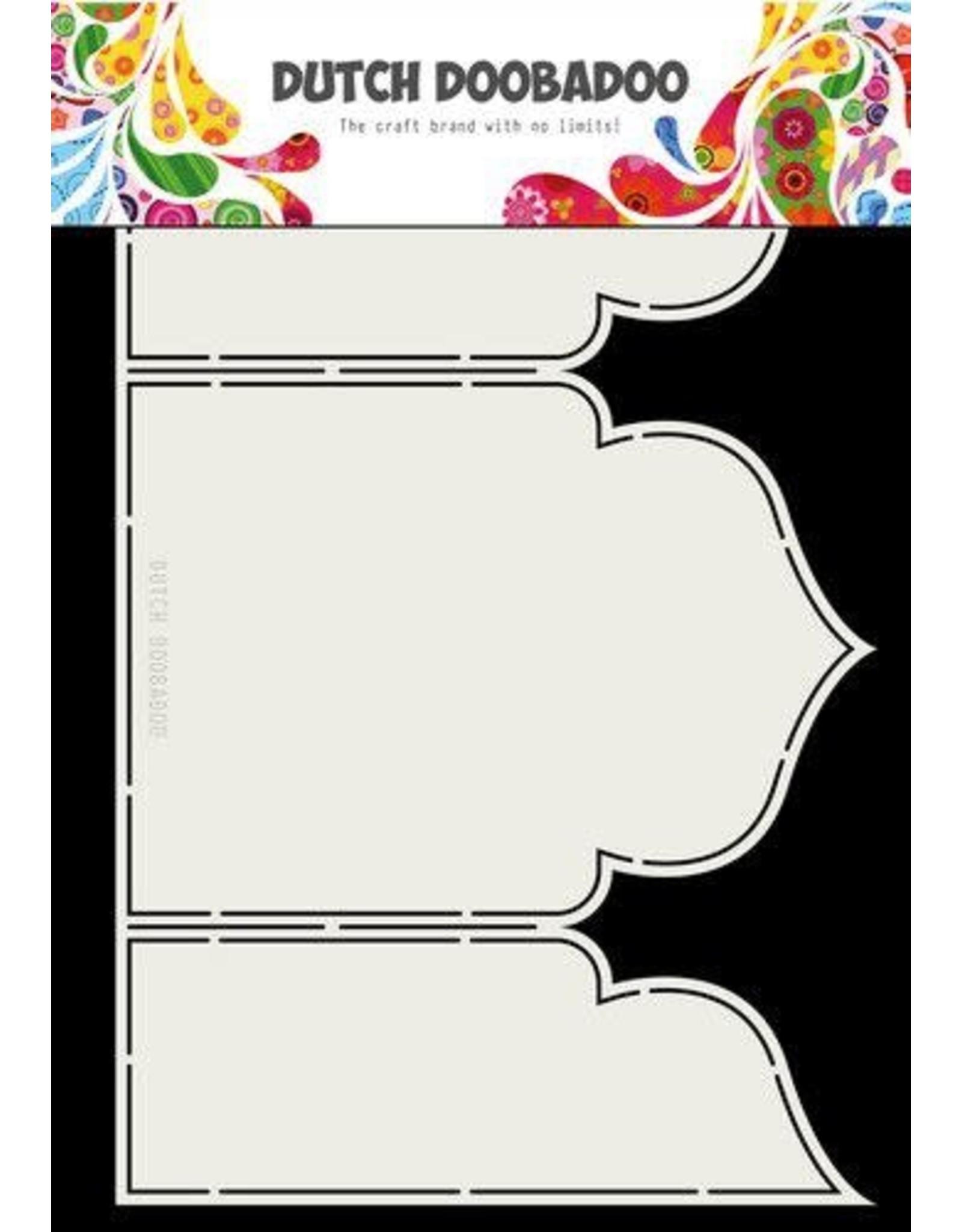 Dutch Doobadoo Dutch Doobadoo Dutch Fold Card art Arabesque A4 470.713.333