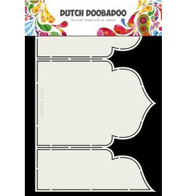 Dutch Doobadoo Dutch Doobadoo Dutch Fold Card art Arabesque A4 470.713.333