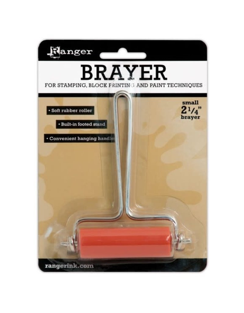 Ranger Inkssentials inky roller small brayer