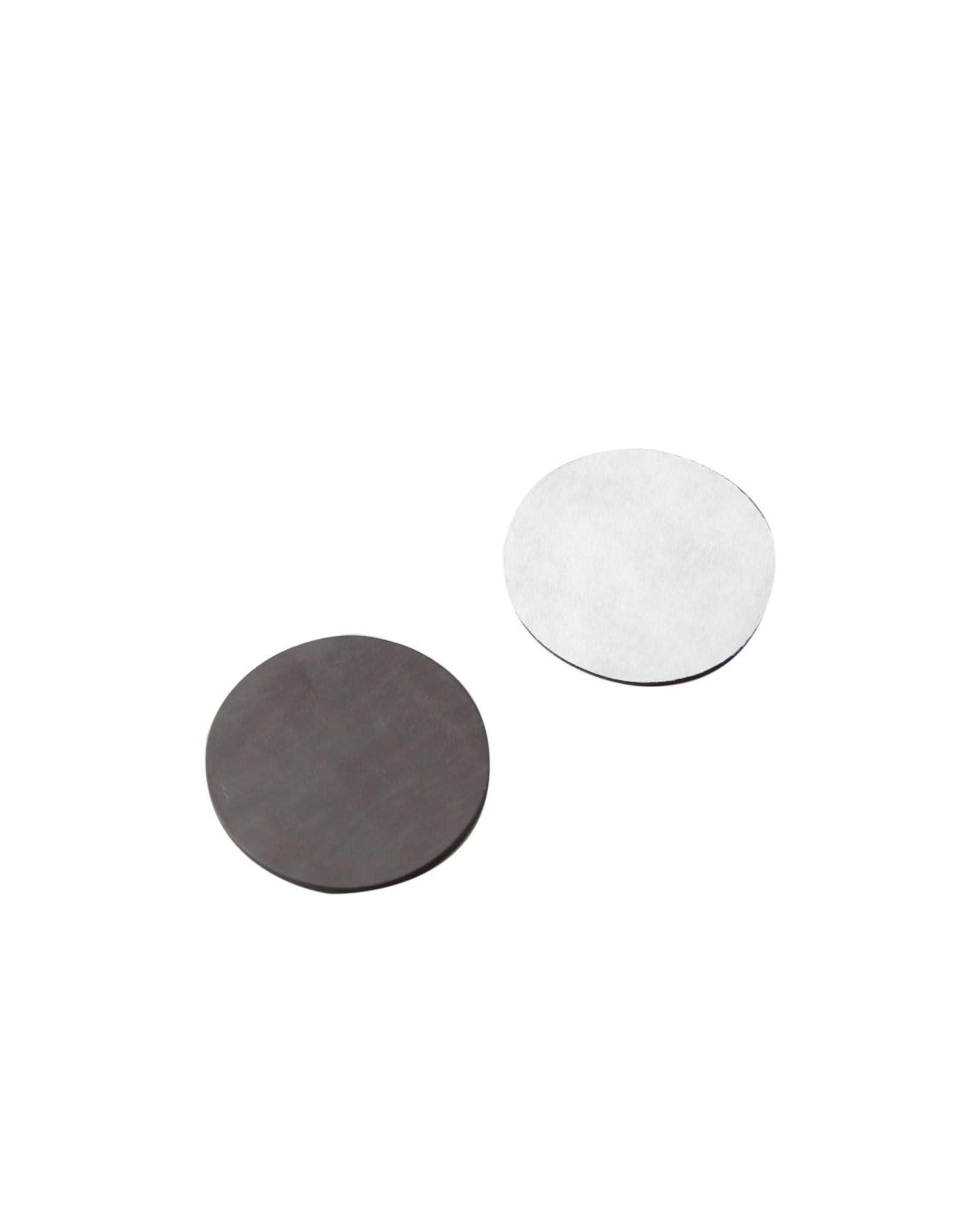 Vaessen Creative Magneetjes plakbaar 12mm x 2mm x12