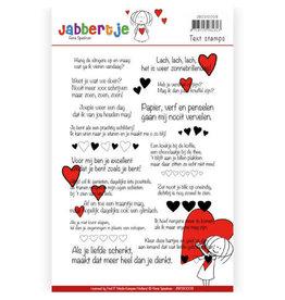 Jabbertje Clear Stamps - Jabbertje 2